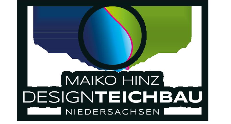 LOGO - designteichbau.de - Maiko Hinz - Niedersachsen
