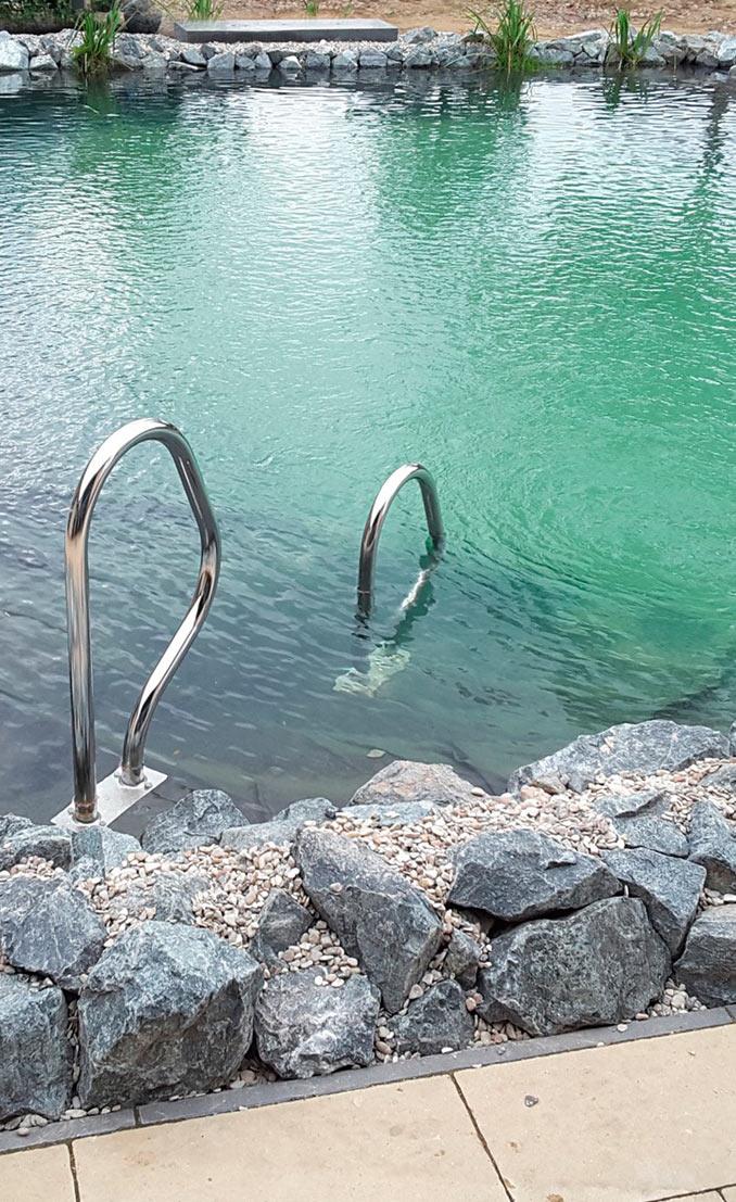 Schwimmteich in Gehrden