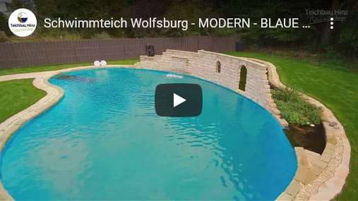 Schwimmteich in Wolfsburg